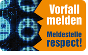 Logo Meldestelle Respect